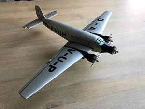 Junkers Ju 52 Model (4)