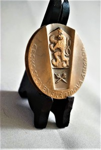 Medal Czechoslovakia (1)