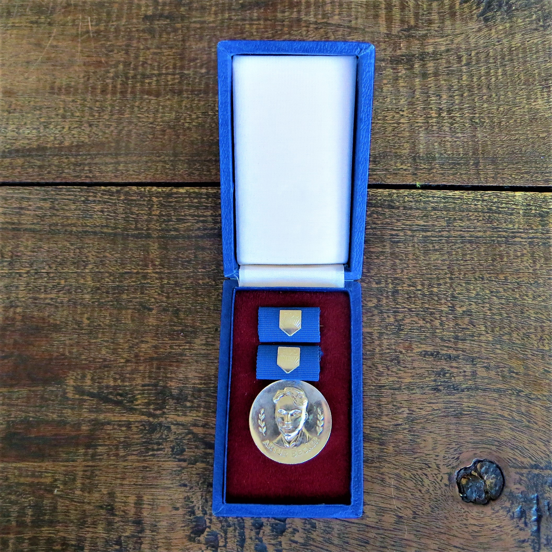 Medal DDR FDJ (2)