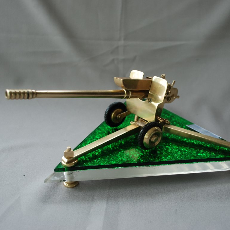 Model Flak Cannon (5)