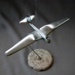 Model Gullwing Glider (2)