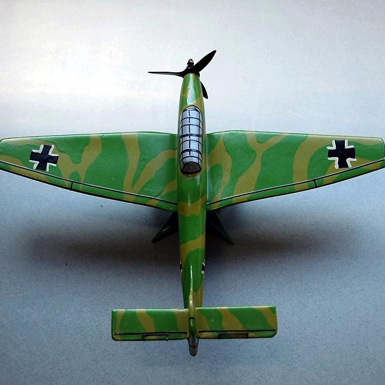 Model Junkers Ju-87 Stuka (1)