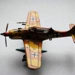 Model plane Focke Wulf (5)