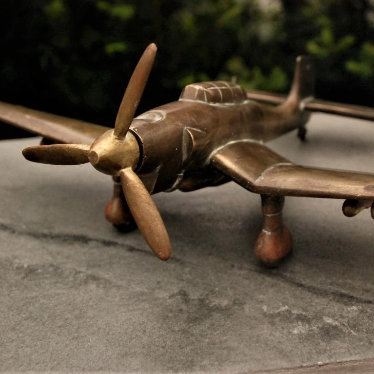 Model Plane Junkers Ju-87 (4)