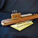 Model Submarine (1)