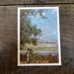 Postcard set Moscow (17)