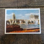 Postcard set Moscow (18)