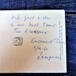 Postcard set Moscow (3)