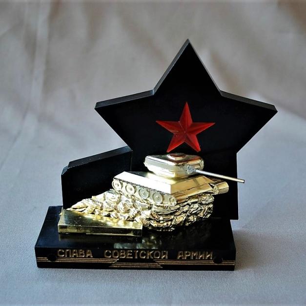 Soviet Union Desktop T-34 Tank