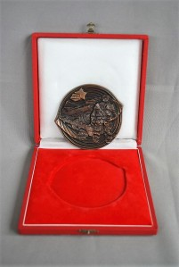 Table medal CCCP (2)