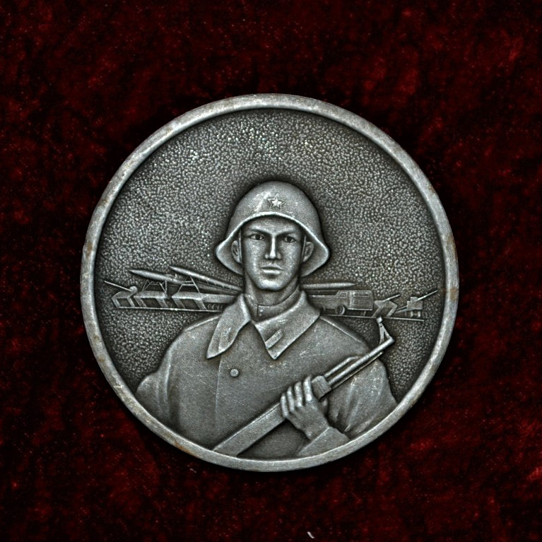 Table Medal Soviet Union (2)