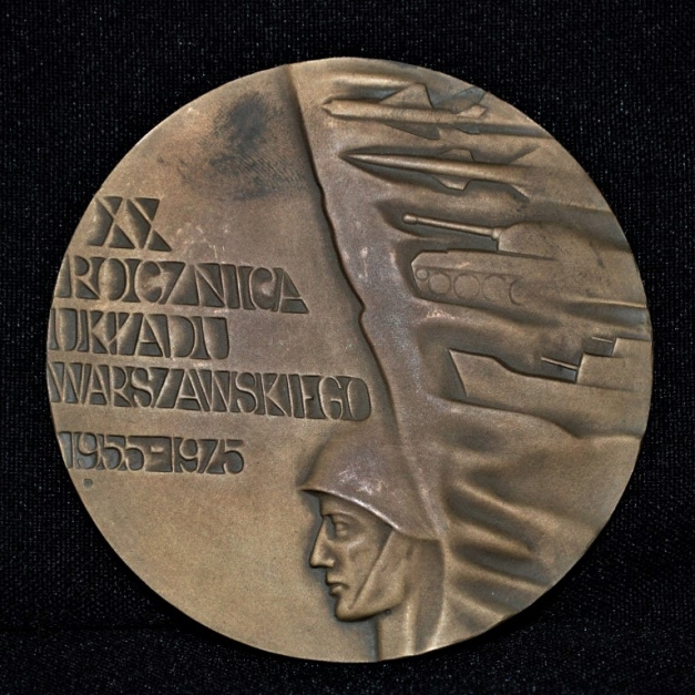 Table Medal Warsaw pact (3)
