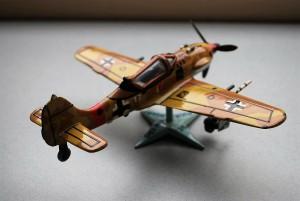 Model plane Focke Wulf (1)