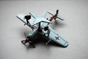 Model plane Focke Wulf (2)