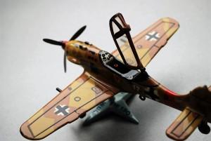 Model plane Focke Wulf (3)