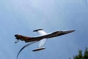 Model Plane Lockheed (2)