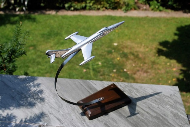 Model Plane Lockheed (3)