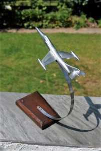 Model Plane Lockheed (5)