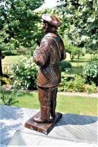 Statue North Korea Soldier (6)
