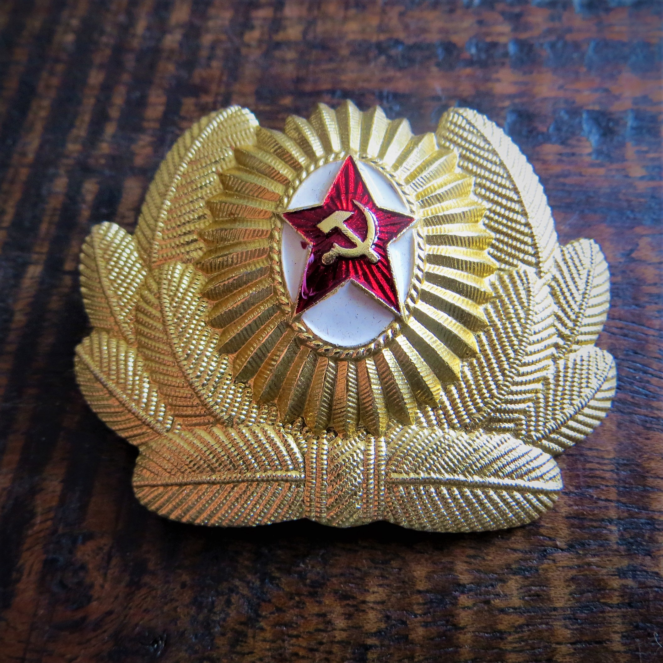 Army Hat Pin Soviet Union