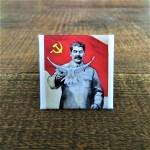 Fridgemagnet Stalin