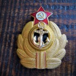 Naval Officer Hat Pin