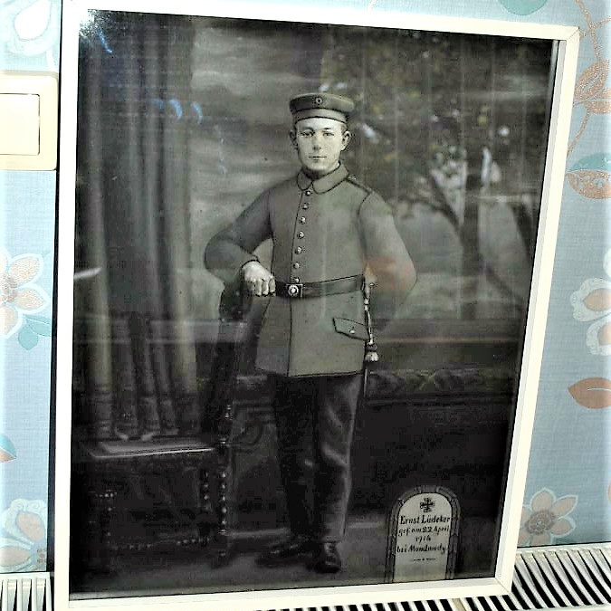 Picture Soldier WWI (1)