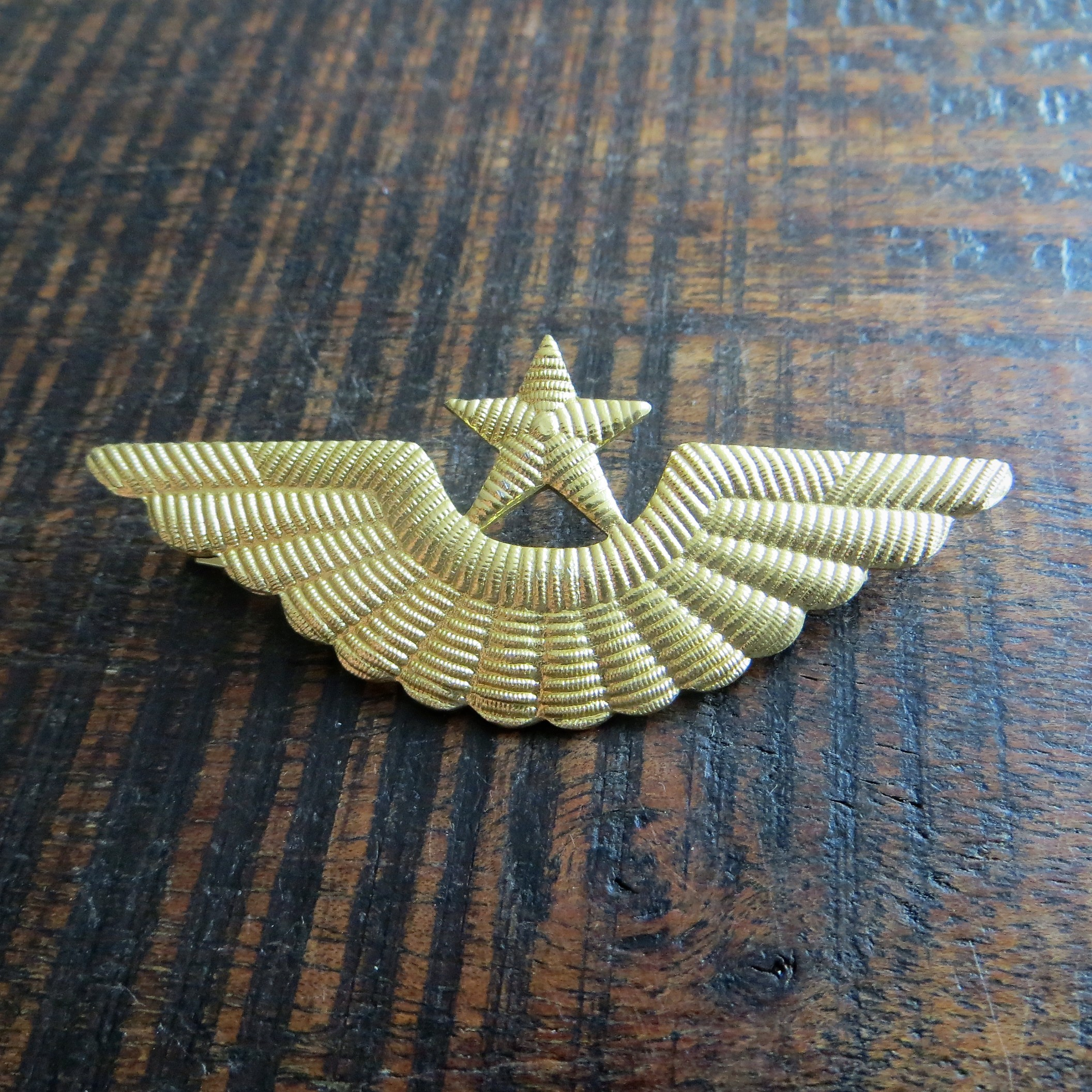 Pin Uniform Soviet Union