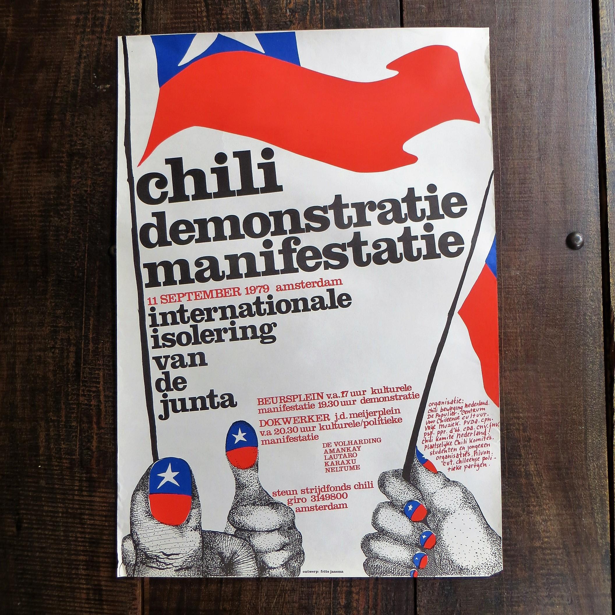 poster-netherlands-demonstration-chili-1