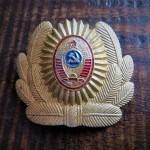 Sovet Union Army Hat Pin