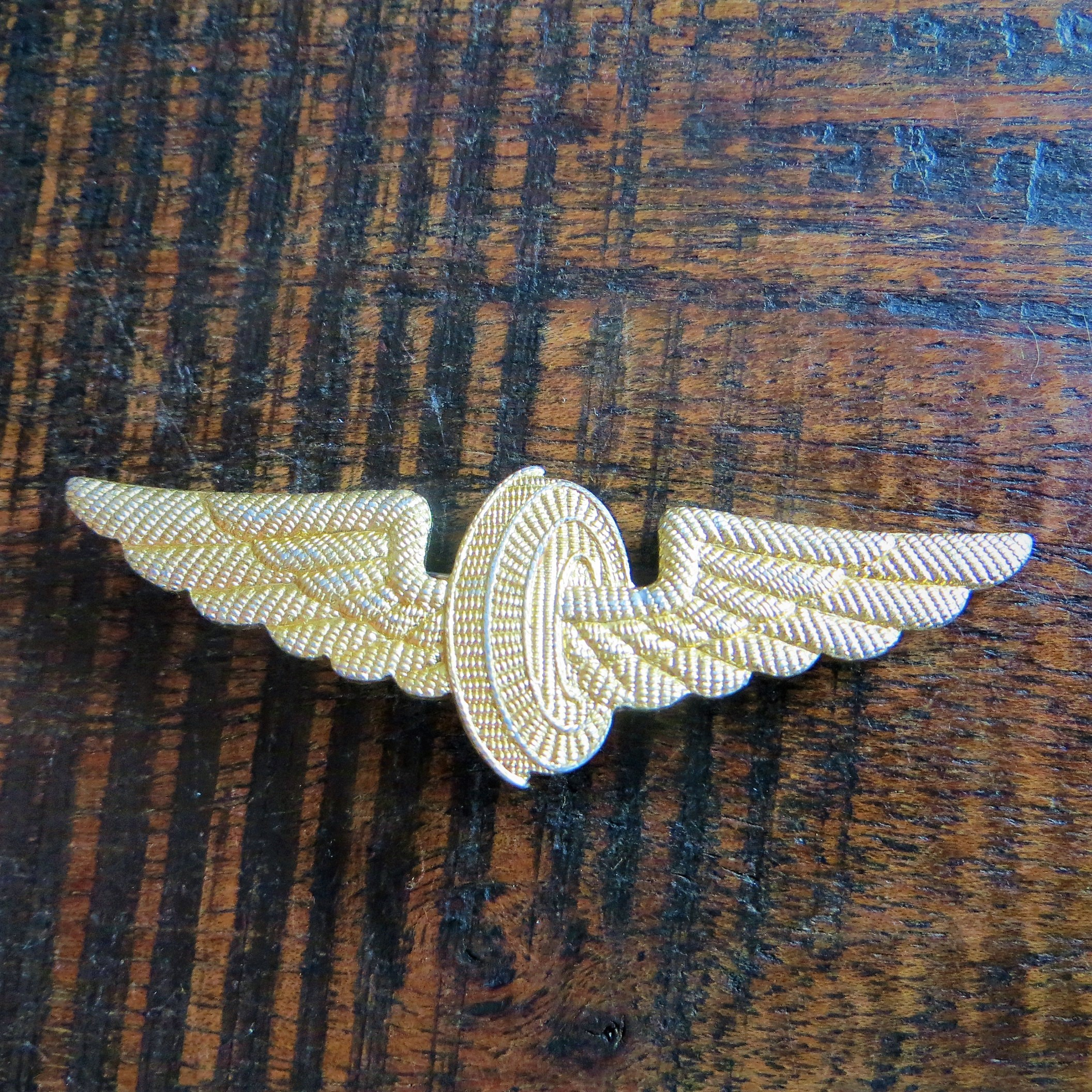 Uniform Pin Soviet Union