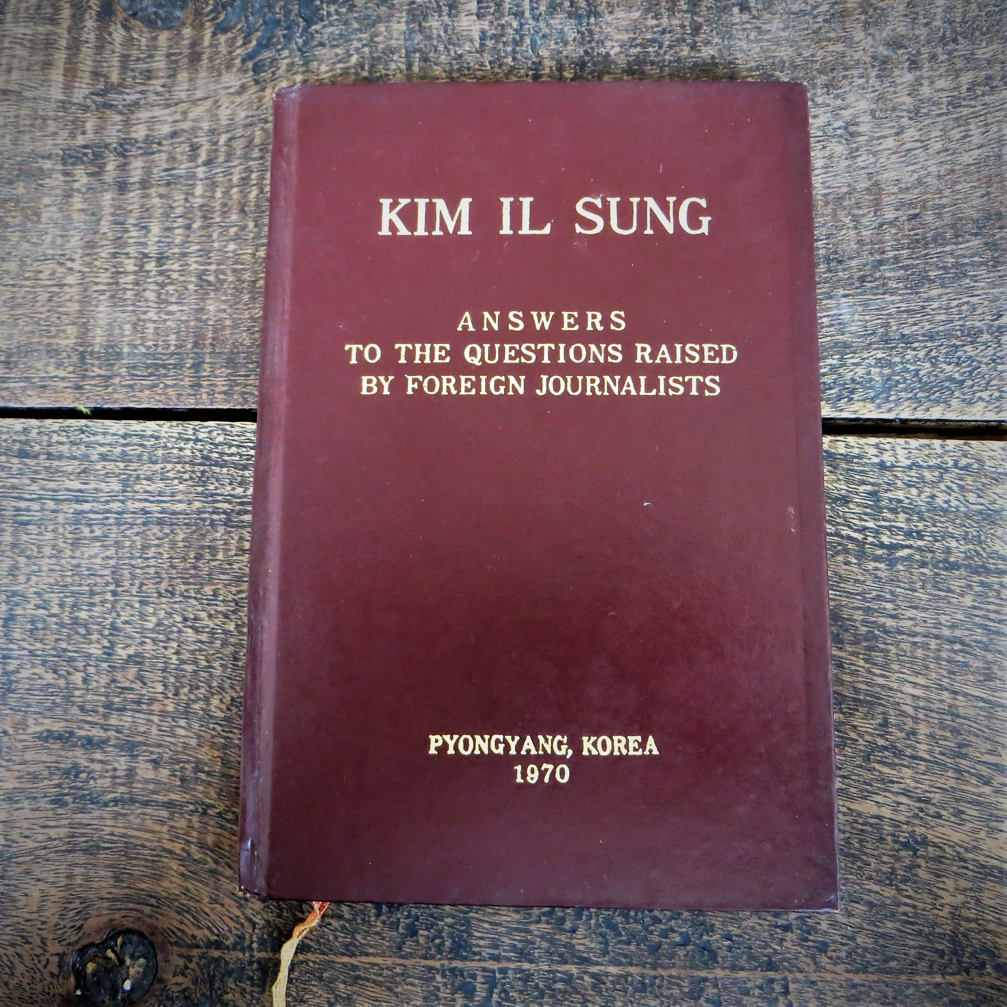 book-north-korea-kim-il-sung-1