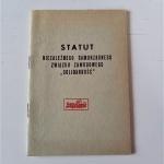 Book Poland Statute Solidarnosc (1)