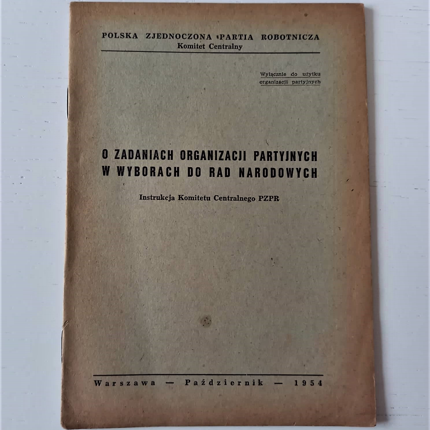 Document Polish United Workers (1)