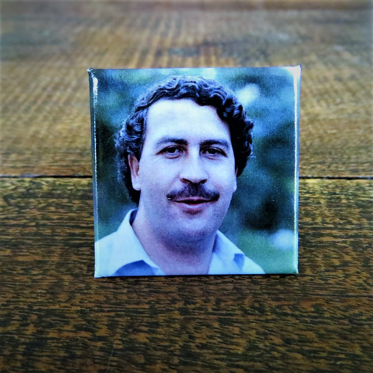 Escobar Fridgemagnet