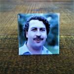 Escobar Fridgemagnet