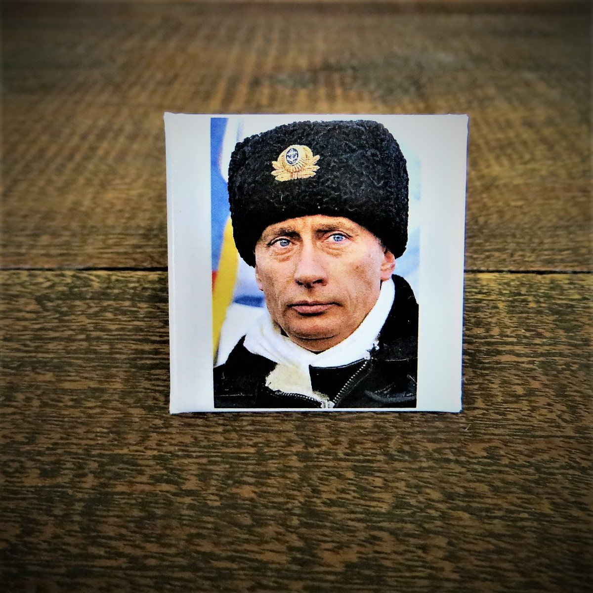 Fridge Magnet Putin