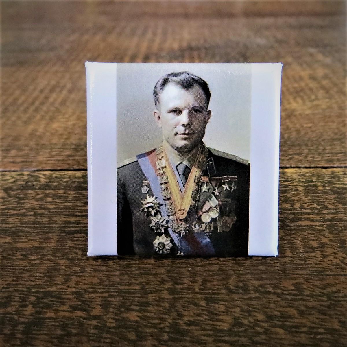 Fridge Magnet Yuri Gagarin