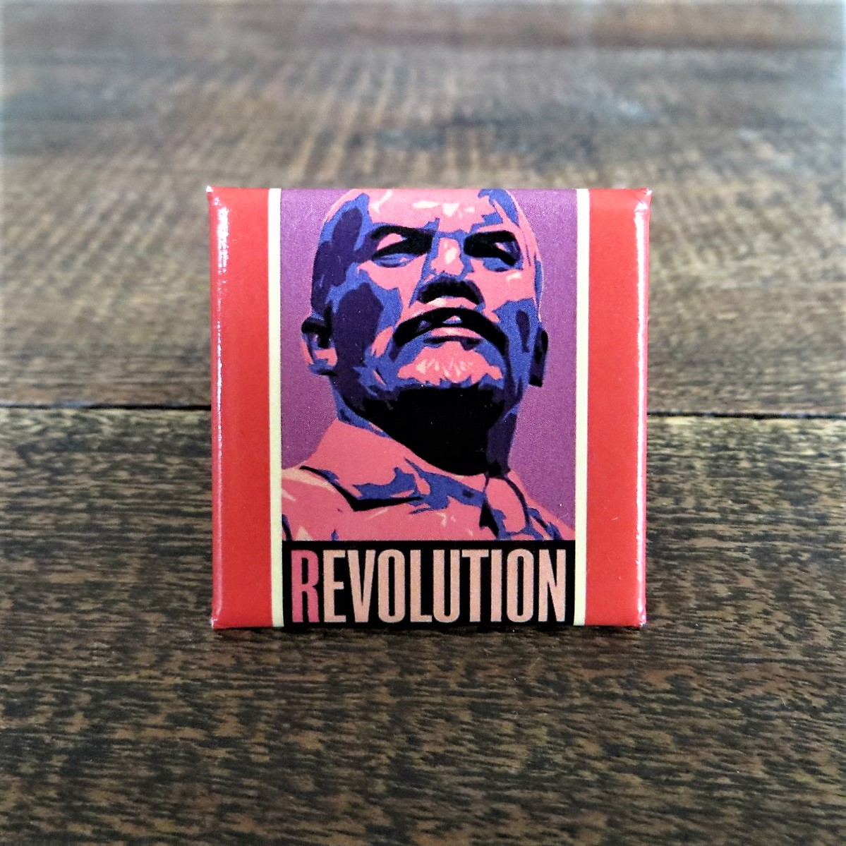Lenin Fridge Magnet