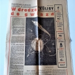 Newspaper Poland Space (1)