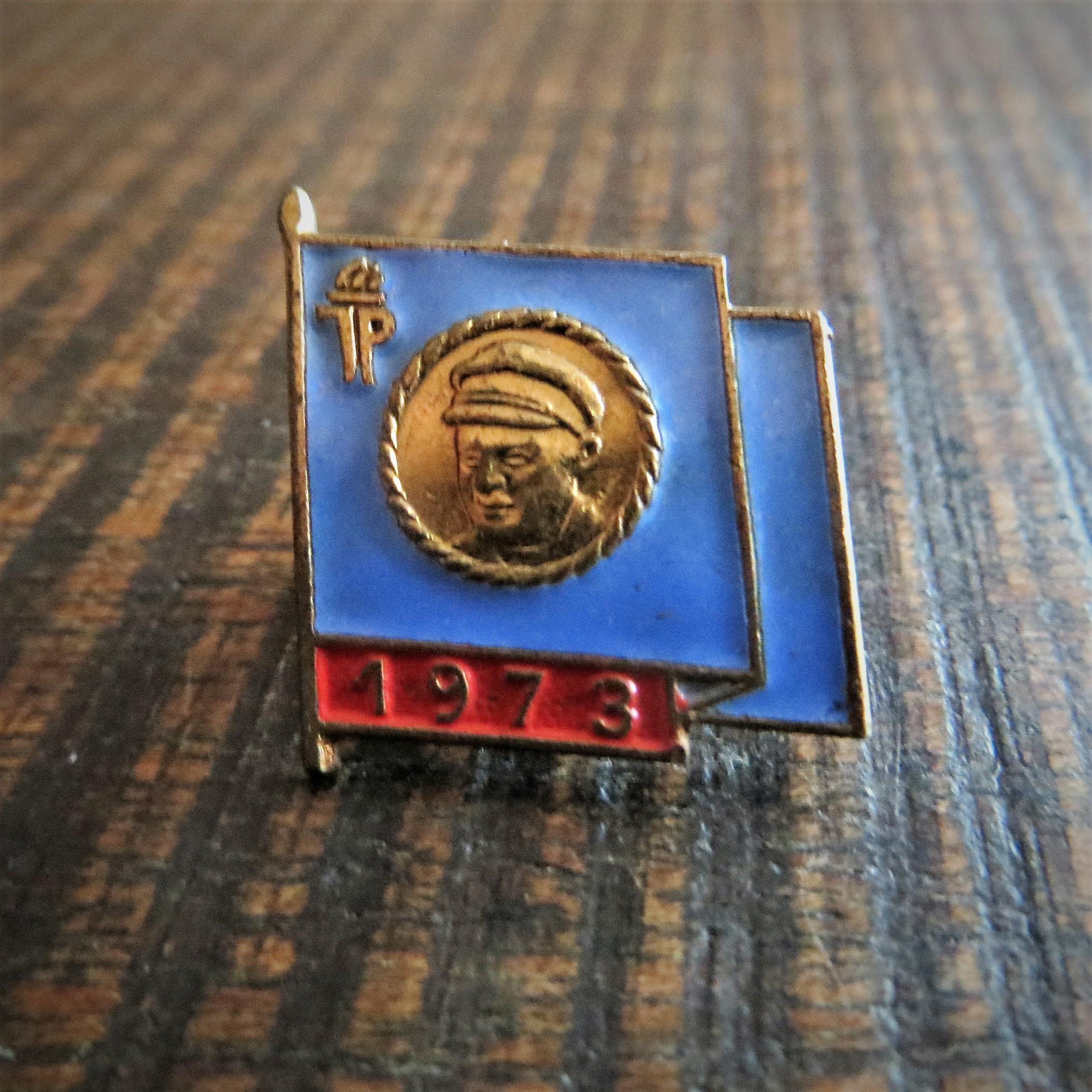 Pin Thalmann 1973 (1)