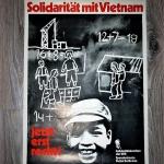 Poster DDR Solidaritat Mit Vietnam (1)