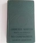 Book Karl Marx Manifesto (1)