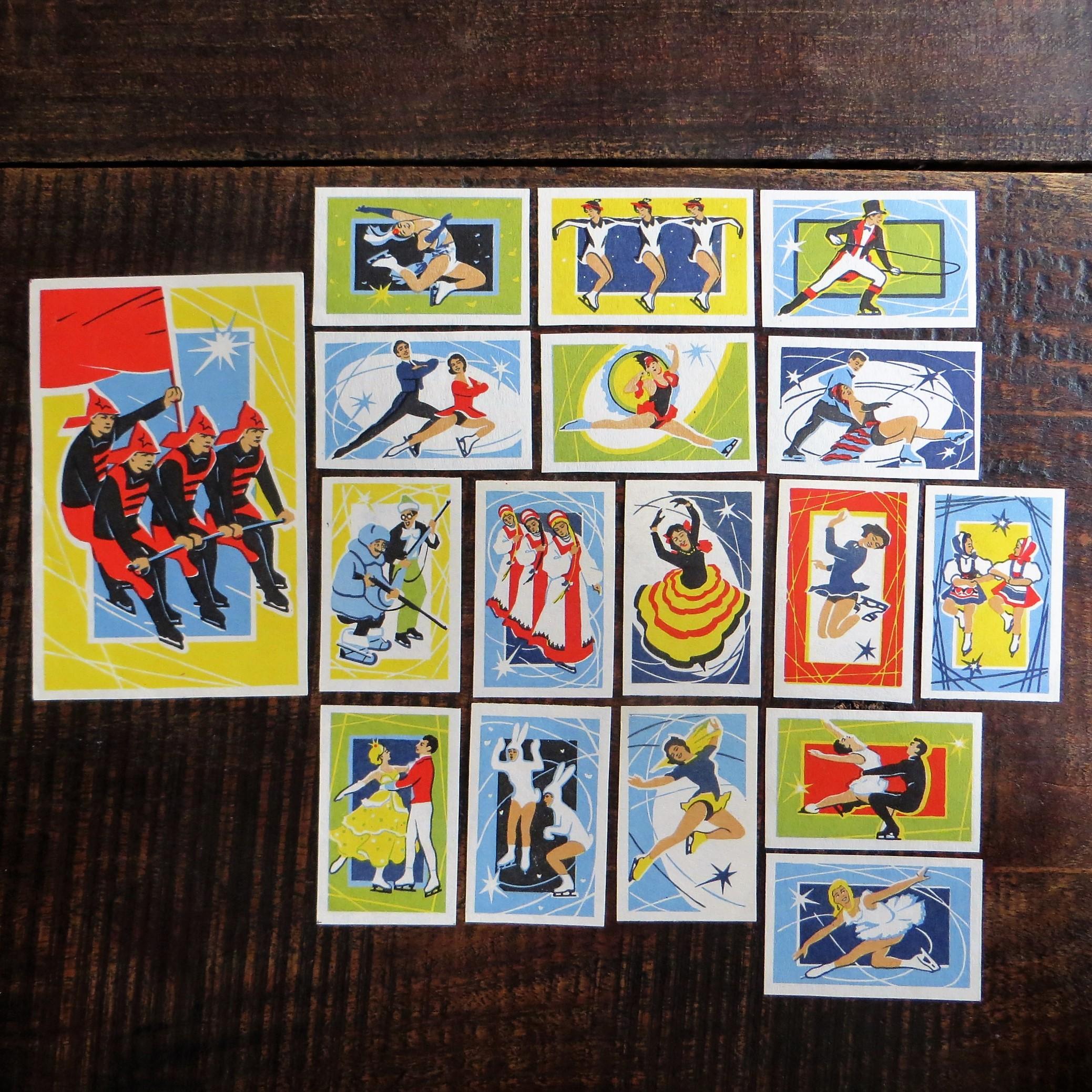 matchbox-labels-soviet-union-ice-skating-1