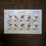 stamps-north-korea