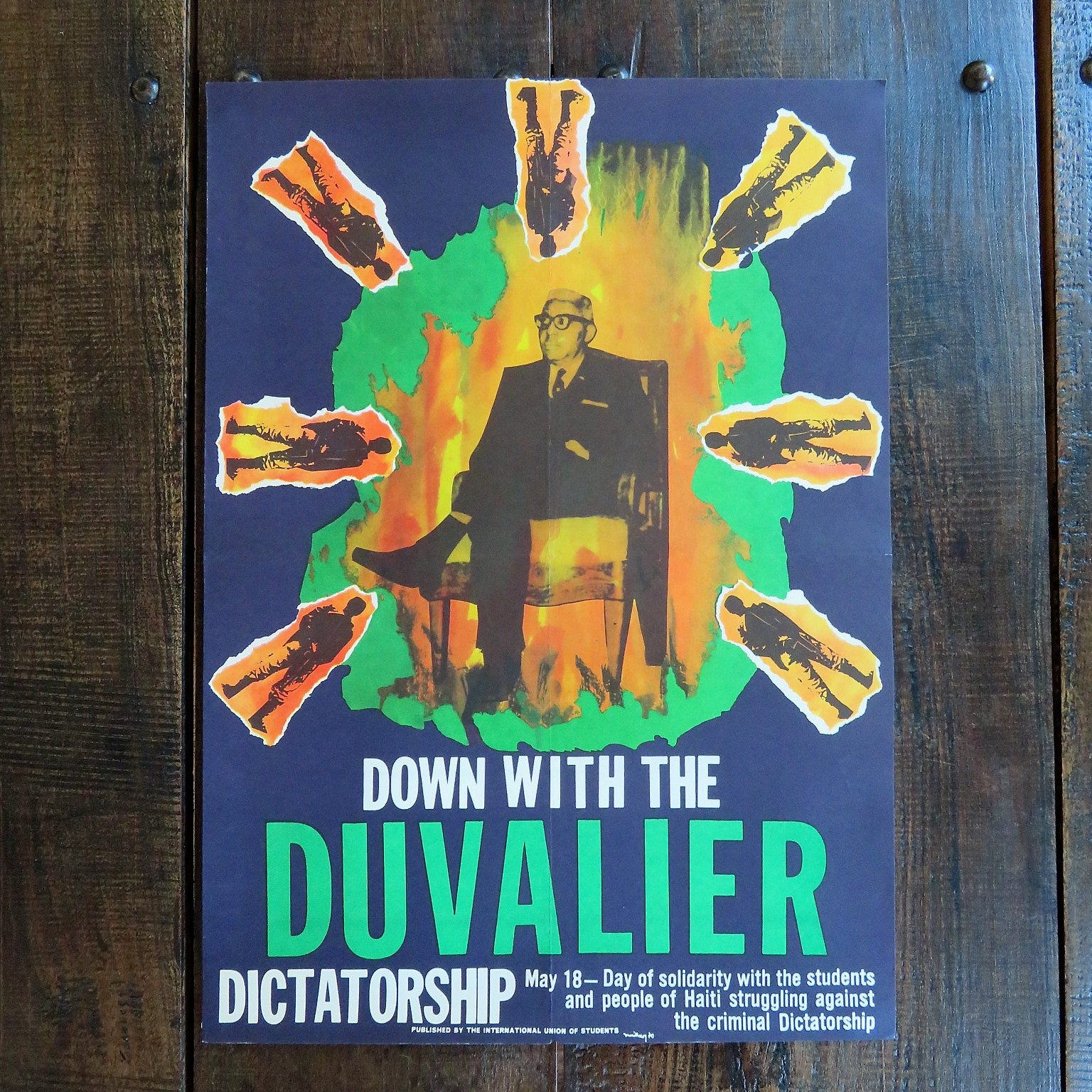 poster-down-with-the-duvalier-dictatorship-1