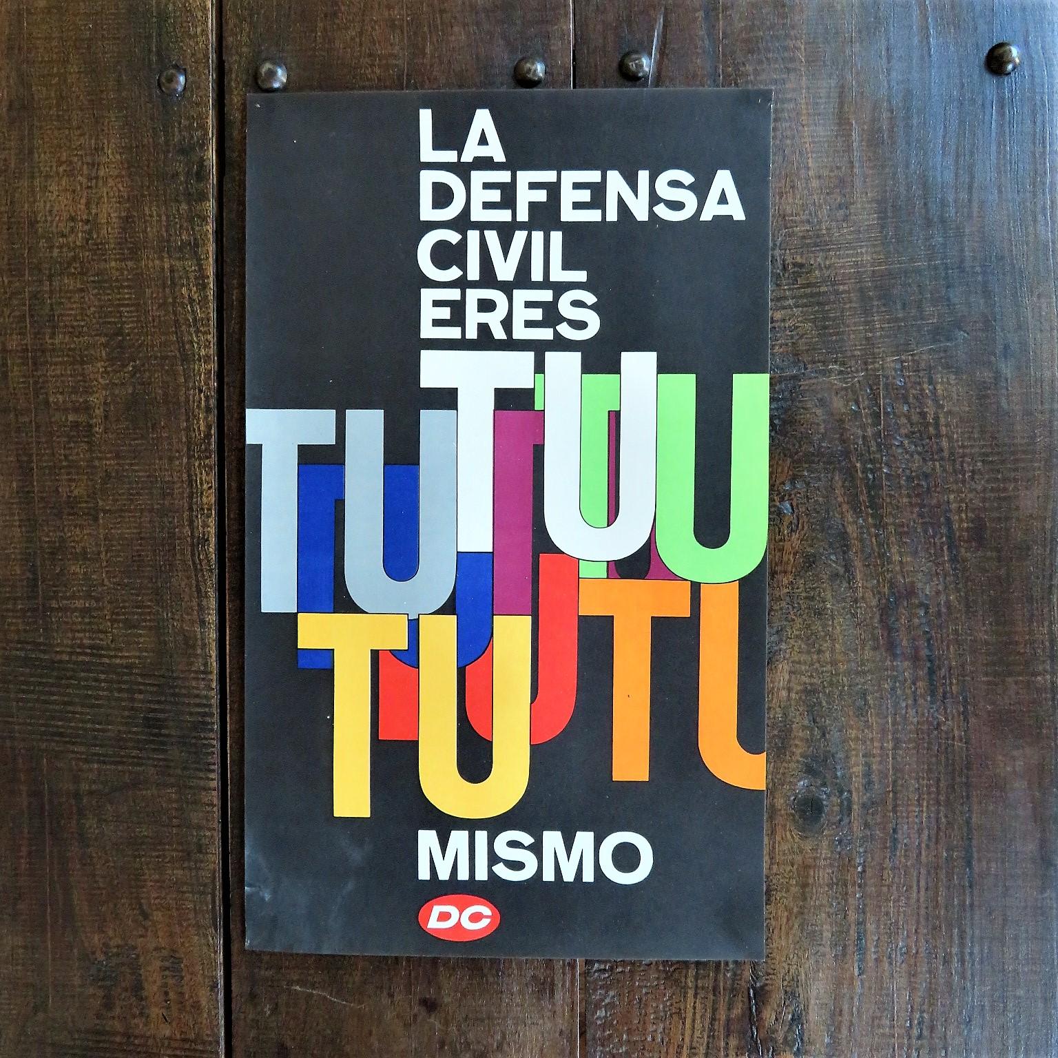 poster-la-defensa-civil-eres-tu-mismo